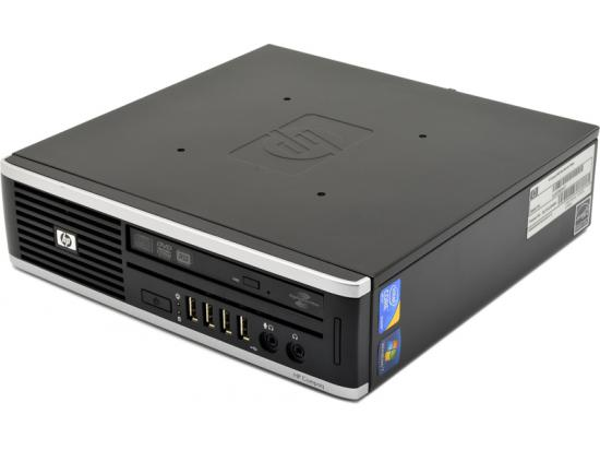 HP 8000 Elite USDT Computer Intel Core 2 Duo (E8400) 3.0GHz 2GB DDR3 250GB HDD