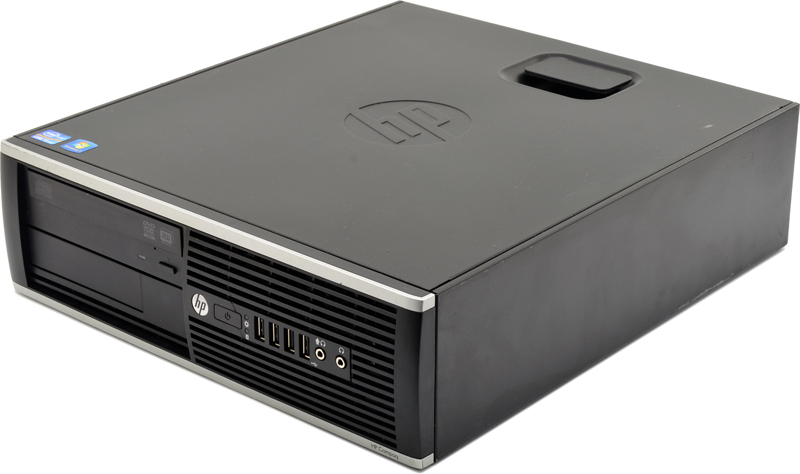 HP 8300 Elite SFF Computer Intel Core i5 (3570) 3 40GHz 4GB DDR3 250GB HDD  from PCLiquidations