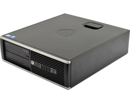 HP 8300 Elite SFF Computer Intel Core i5 (i5-3570) 3.40GHz 4GB DDR3 250GB HDD