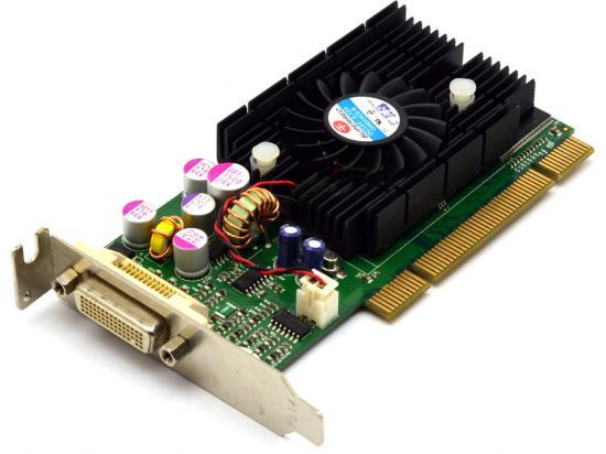Jaton 228PCI-XS Geforce FX5200 Low Profile 128MB PCI Video Card