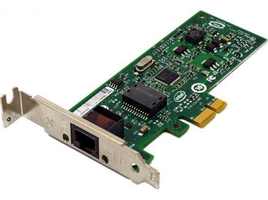 Intel 893647 PCI-E 1-Port 10/100/1000 Network Adapter - Grade A
