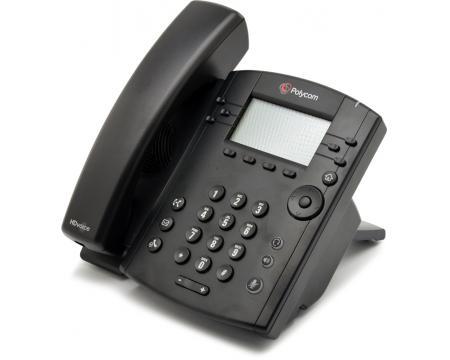 Polycom VVX 310 VoIP Phone (2200-46161-025)