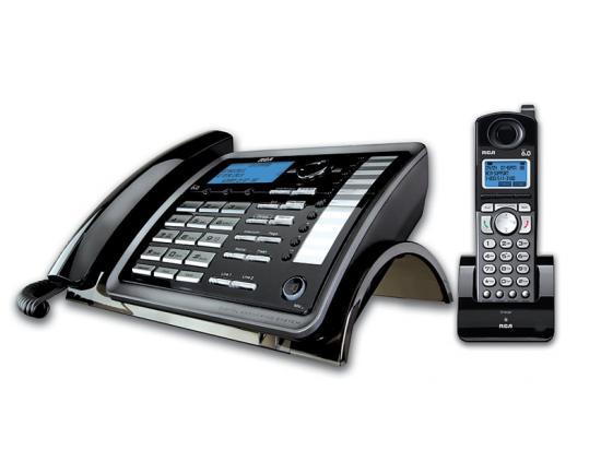 RCA 25255RE2 2-Line Expandable Desk Phone/Handset Combo