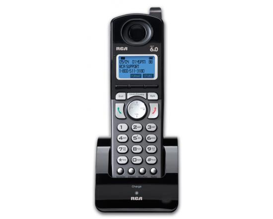 RCA 25055RE1 2-Line Cordless Accessory Handset