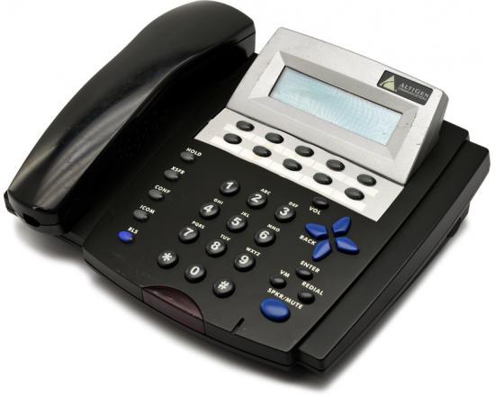 Altigen ALTI-IP600 Charcoal IP Display Speakerphone -Grade B