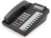 "Toshiba Strata 10-Button Charcoal LCD Speakerphone (DKT2010-SD) ""Grade B"""