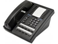 Comdial Executech II 6614E-FB 14 Button Standard Phone - Black