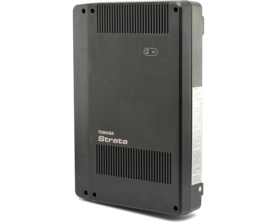 Toshiba Strata CIX40 Basic Phone System Cabinet 4x8x1 (CHSU40A3)