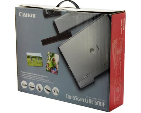 Canon CanoScan LiDE 600F Flatbed Scanner