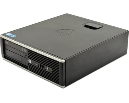 HP 8200 Elite SFF Computer Intel Core i7 (i7-2600) 3.40GHz 4GB DDR3 250GB HDD