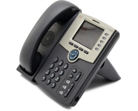 Cisco SPA525G2 Charcoal IP Color Display Speakerphone - Grade B