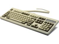 NMB RT665DT Dumb Terminal Keyboard
