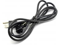 6 Foot 18 AWG Universal Right Angle Power Cord
