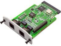 Adtran NetVanta T1/FT1 1202862L1 2-Port Network Interface Module