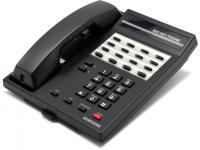 Samsung Prostar 800 Key Phone 12 Button Non-Display Black