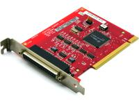 RocketPort 97590-8 550 Quad/DB25 BD-PCI4 Port Card