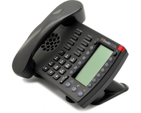 ShoreTel 212k Black IP Phone IP212k