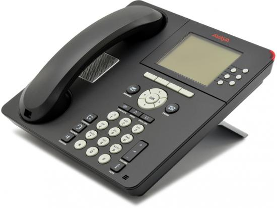 Avaya 9630 24-Button Black IP Display Speakerphone - Grade A