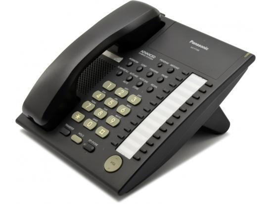 "Panasonic KX-T7720 Black Non-Display Speakerphone ""Grade B"""