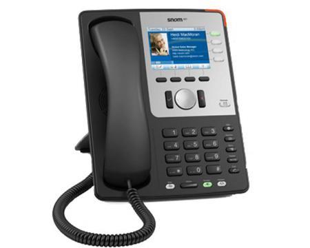 Snom 821 Black IP Speakerphone - Grade B