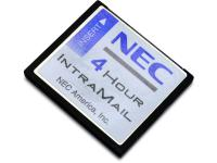NEC 80064 DS1000/DS2000 4-port, 4-hour Intramail Voicemail