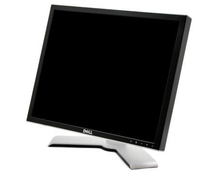 "Dell UltraSharp 2007FP 20""  Silver/Black LCD Monitor - Grade A"