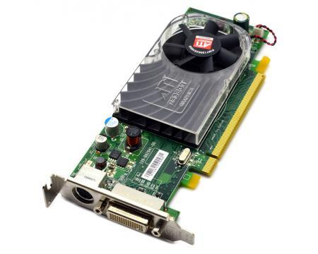 Dell ATI Radeon Hd 3450 Dms-59 256mb Y103d Pcie X16 S-video Graphics Card B629