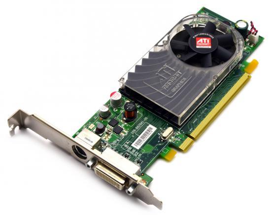 Dell ATI Radeon HD3450 256MB PCI-E  Video Card