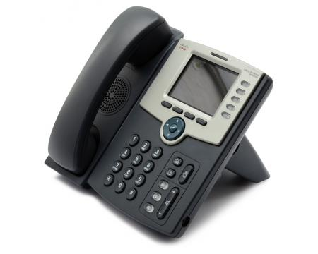 Cisco SPA525G Charcoal IP Color Display Speakerphone - Grade A