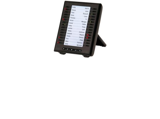 IWATSU Icon IX-59DS IP DSS Direct Station Selection Unit (108565)