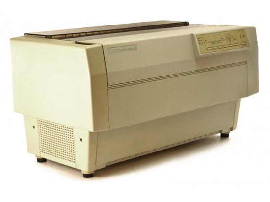 Epson DFX-8000 Parallel Serial 9-Pin Dot Matrix Impact Printer - Beige - Grade A