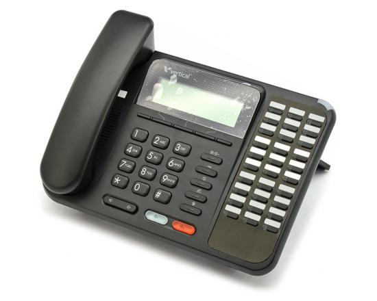 Vertical Summit Edge 9000 30-Button Black Digital Display Speakphone - Grade A