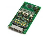 TransTel G1-TKU1-1 4-Port CO Line Card