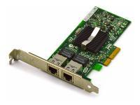 Intel PRO/1000 2-Port 10/100/1000 Network Adapter
