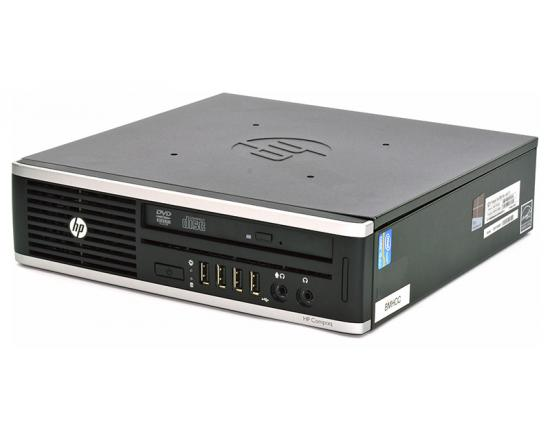 HP Elite 8300 USDT Computer Intel Core i7 (3770S) 3.1 GHz 4GB DDR3 250GB HDD - Grade A