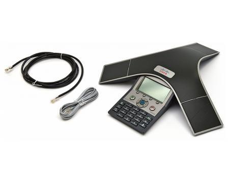 Cisco 7937G Black IP Display Conference Phone - Grade B