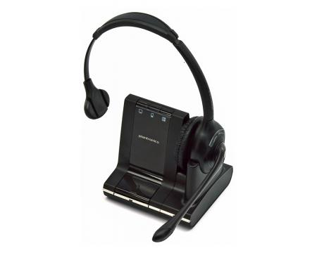 Plantronics W710 SAVI 3 in 1 Over-the-Head Wireless DECT Headset