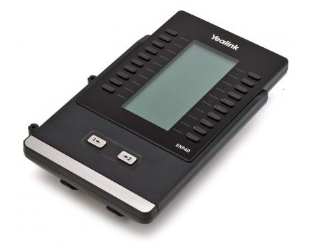 Yealink 20-Button LCD Expansion Module (EXP40)