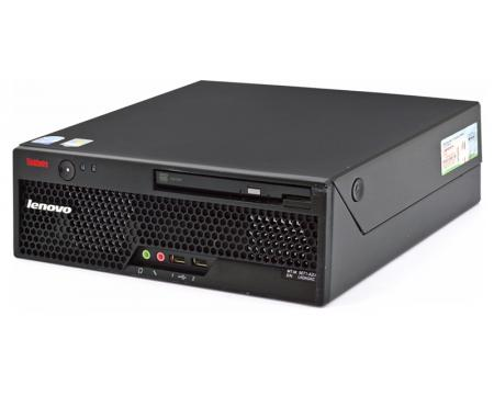 Lenovo ThinkCentre M57 9071-A2U USFF Computer Intel Core 2 Duo (E6750) 2.66GHz 2GB DDR2 250GB HDD