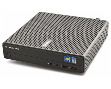 Dell Optiplex 160 Tiny Desktop Atom (330) 1.6 GHz 2GB DDR2 250GB HDD