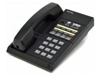 Iwatsu IX-MKT 104076 8-Button Black Telephone - Grade A