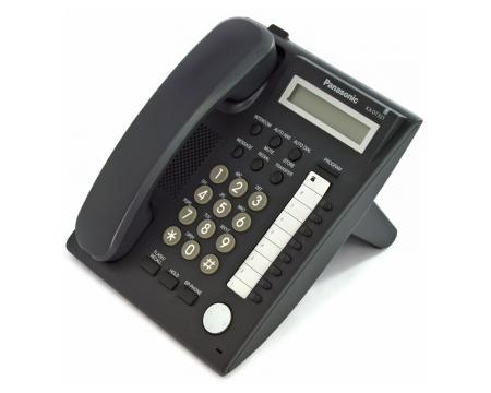 panasonic kx dt321 b charcoal basic display phone rh pcliquidations com Panasonic Cordless Phone User Manual Panasonic Kx- Tg444sk