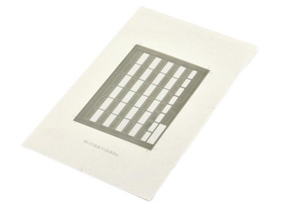 Iwatsu Omega-Phone ADIX IX-12 ELK-3 24 Button Paper DESI