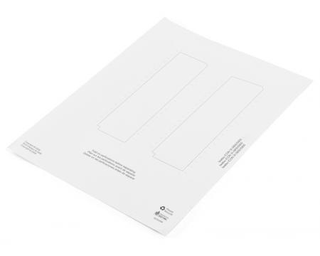 Iwatsu ICON IX-5800/5900 Paper Designation