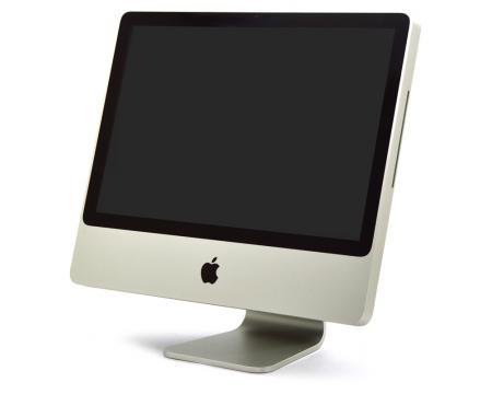 "Apple iMac 8,1 A1224 - 20.1"" Grade B - Core 2 Duo (E8335) 2.66GHz 2GB RAM 500GB HDD"