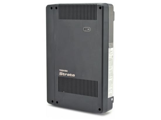 Toshiba Strata CIX40 Basic Phone System Cabinet 4x8x1 (CHSU40A2)