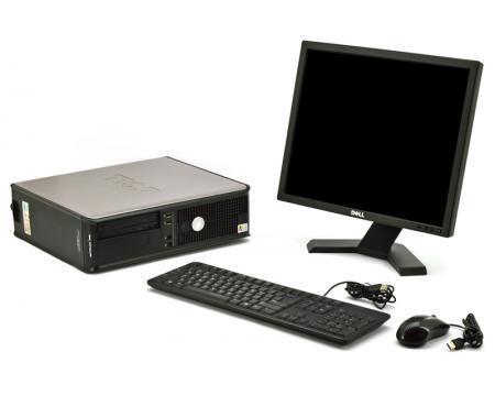 Dell Optiplex 360 Desktop Intel Core 2 Duo (E7400) 2 8GHz
