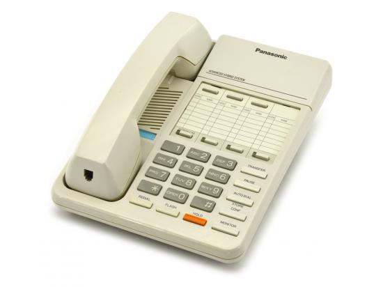 Panasonic KX-T7055 White Speakerphone for Hybrid System