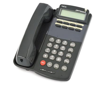 nec dterm series iii etj 8is 2 8 button phone with lcd display 570506 rh pcliquidations com nec dterm series e user manual nec dterm series i instruction manual