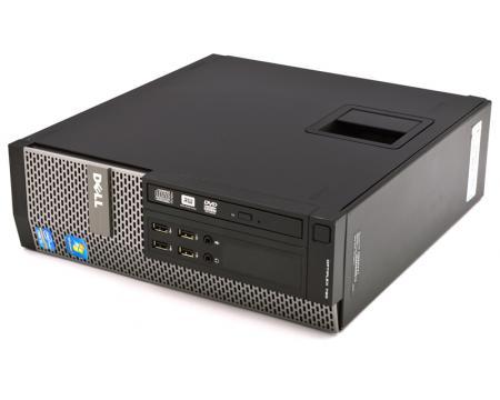 Dell OptiPlex 7010 SFF Computer Intel Pentium (G2130) 3.2GHz 4GB DDR3 250GB HDD
